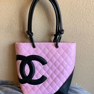 adcef6e124bc ✅JUST IN✅Gorgeous Chanel Lambskin Tote